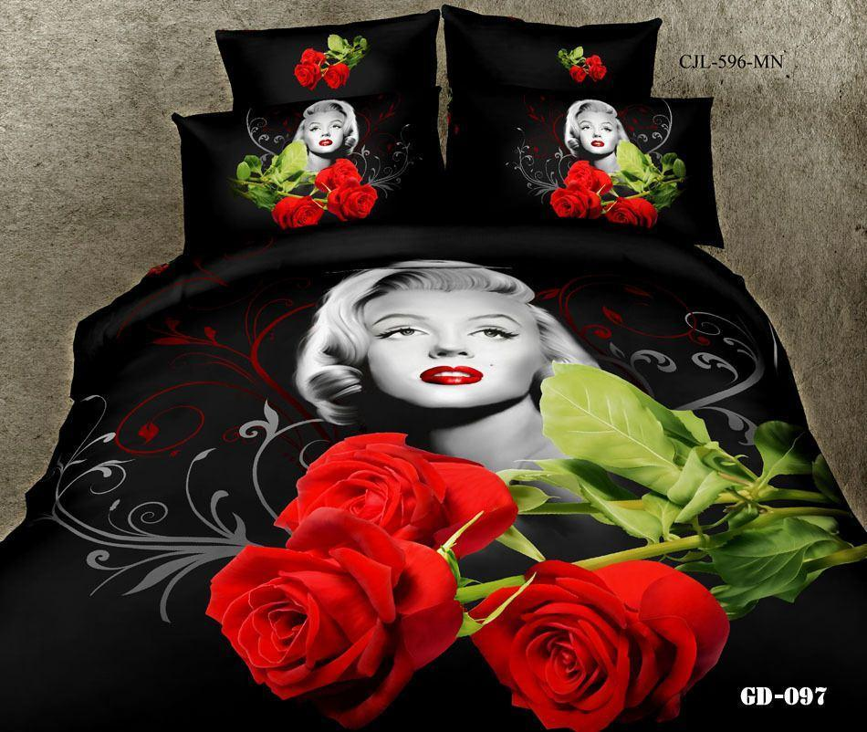 Marilyn Monroe Comforter Sets Queen