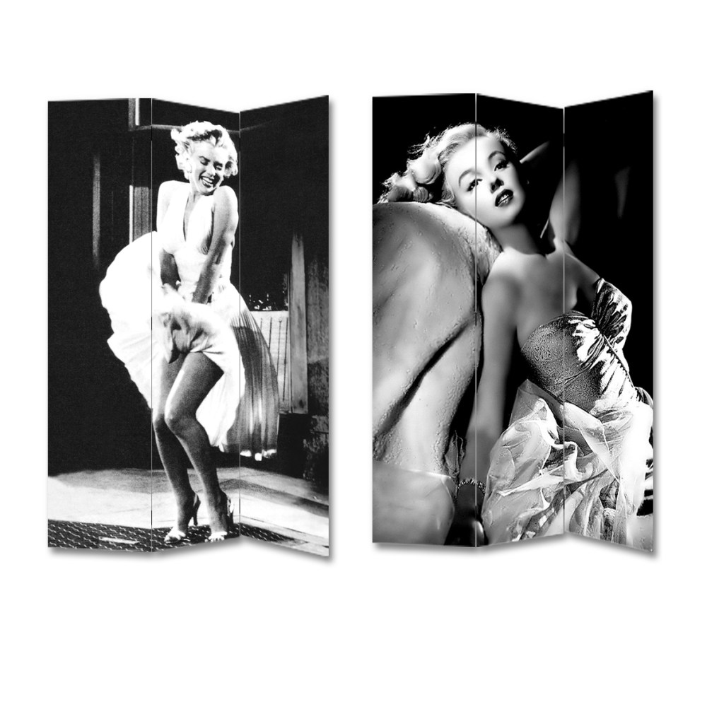 Marilyn Monroe Room Divider Screen