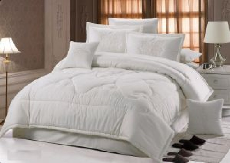 Maroon King Size Comforter Set