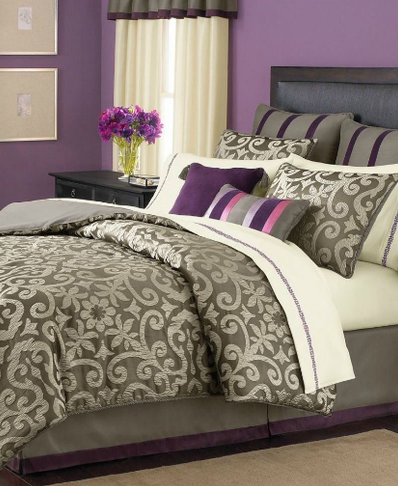 Martha Stewart 24 Piece Comforter Set