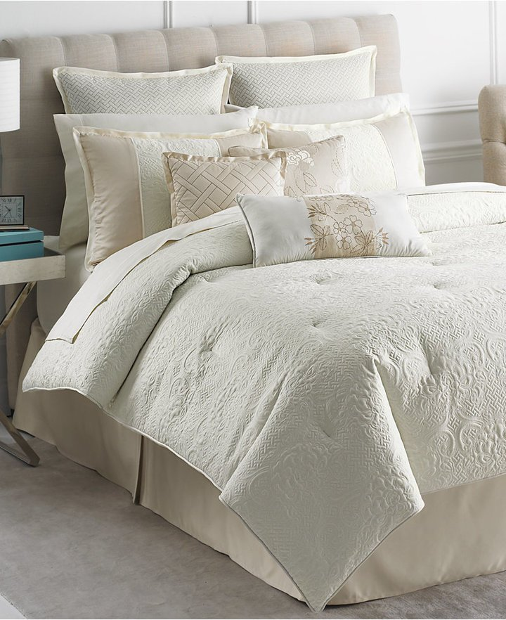 Martha Stewart 9 Piece Comforter Set