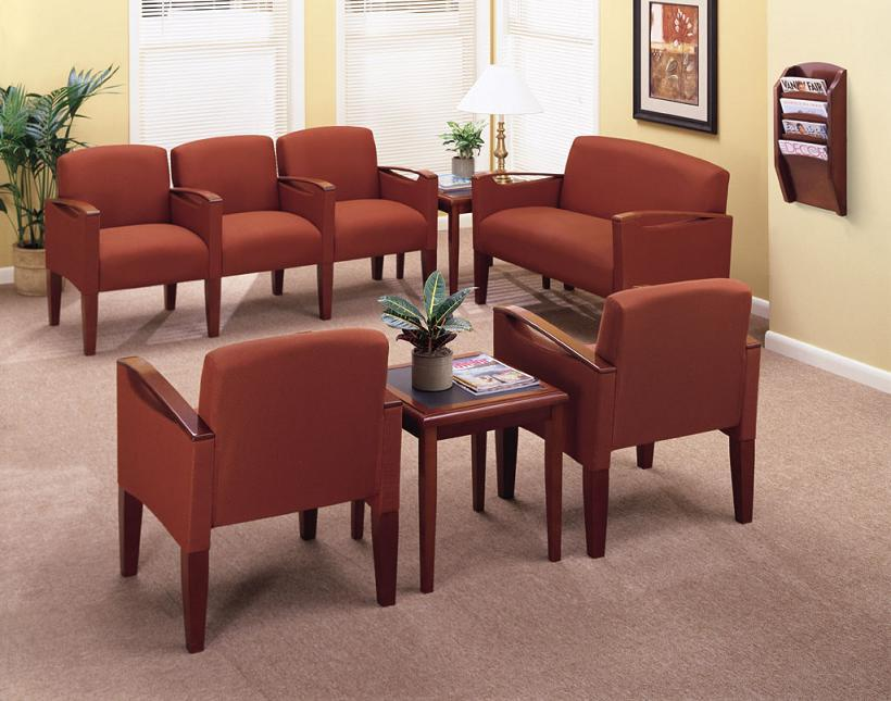 Medical Office Waiting Room Chairs