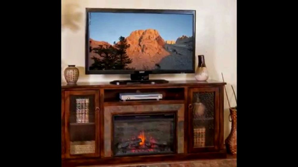 Menards Electric Fireplace Tv Stand