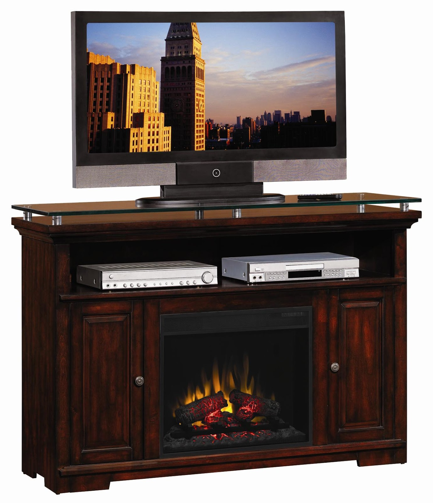 Menards Tv Stands With Fireplace