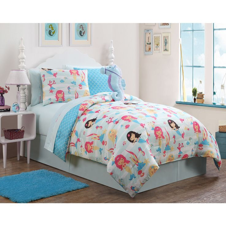 Mermaid Comforter Sets