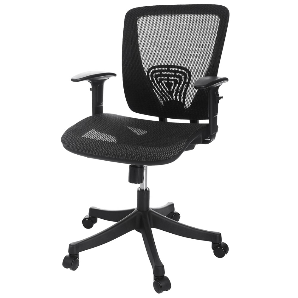Mesh Ergonomic Office Chair Black High Back