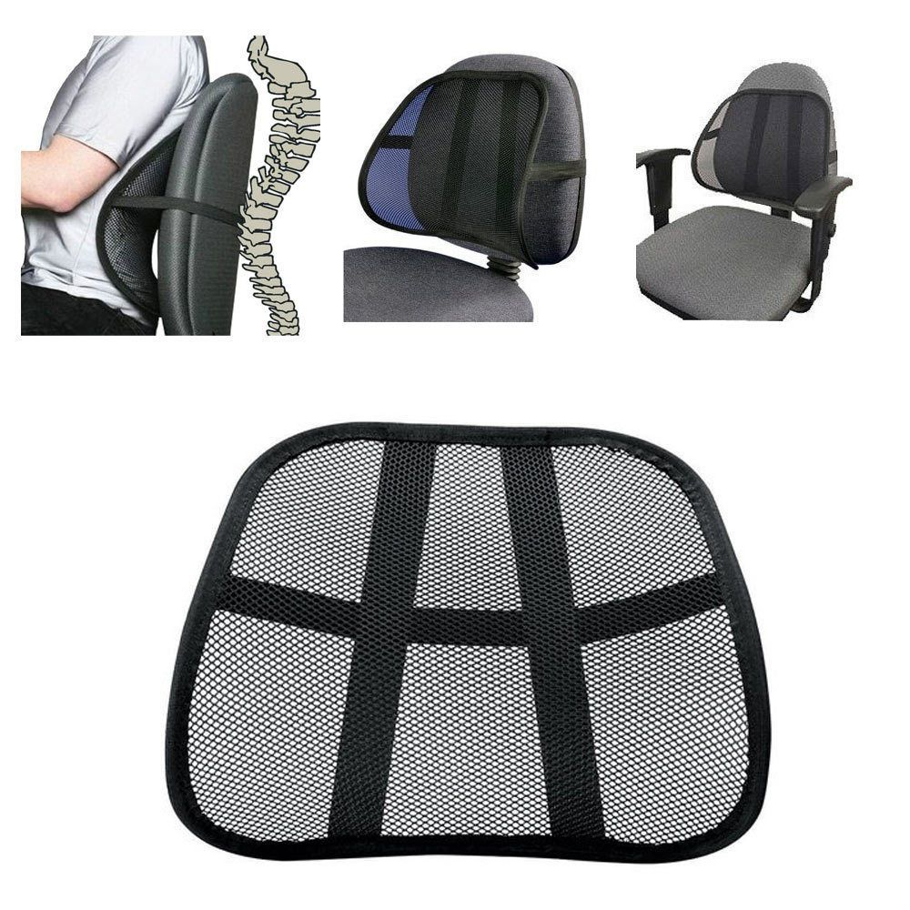 Mesh Lumbar Support For Office Chair