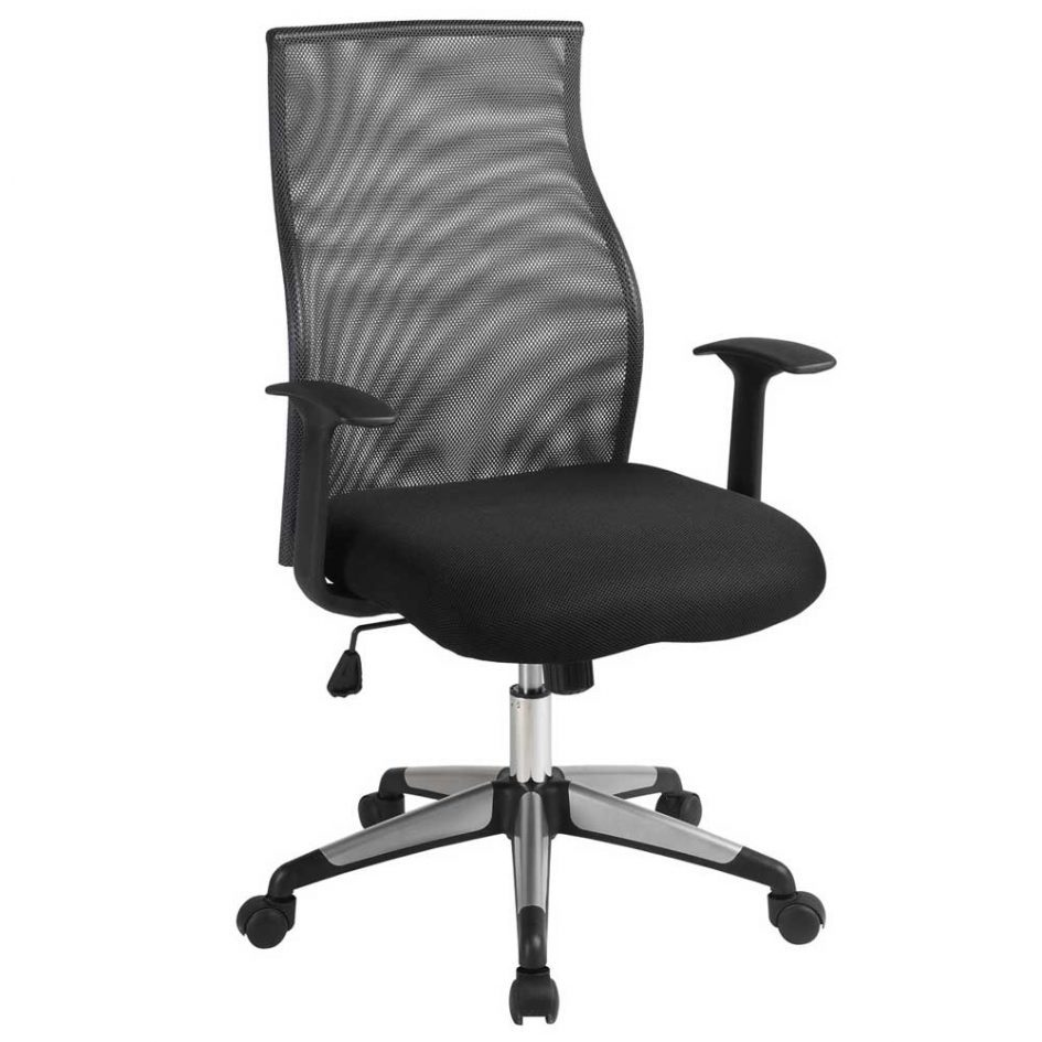 Mesh Seat And Back Office Chair
