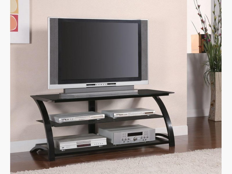 Metal And Glass Tv Stands