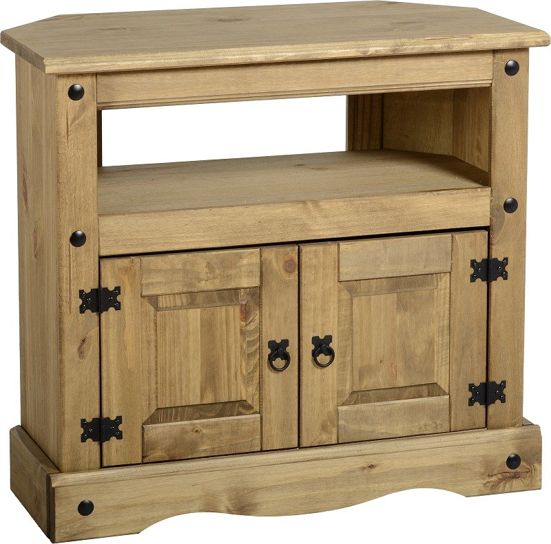 Mexican Pine Tv Stand