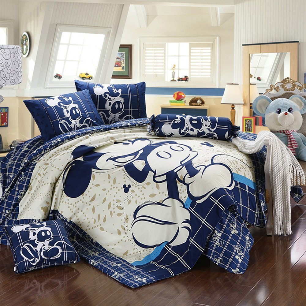 Mickey Mouse Comforter Sets