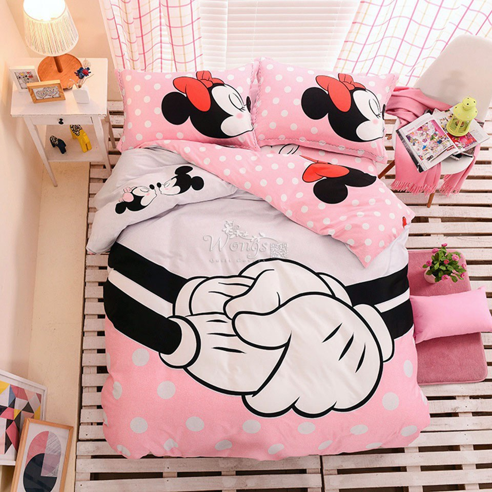 Mickey Mouse King Size Comforter Set