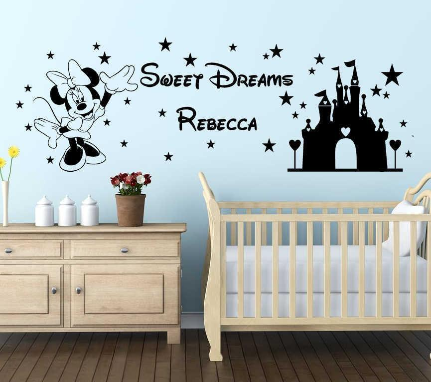 Mickey Mouse Wall Decals Canada