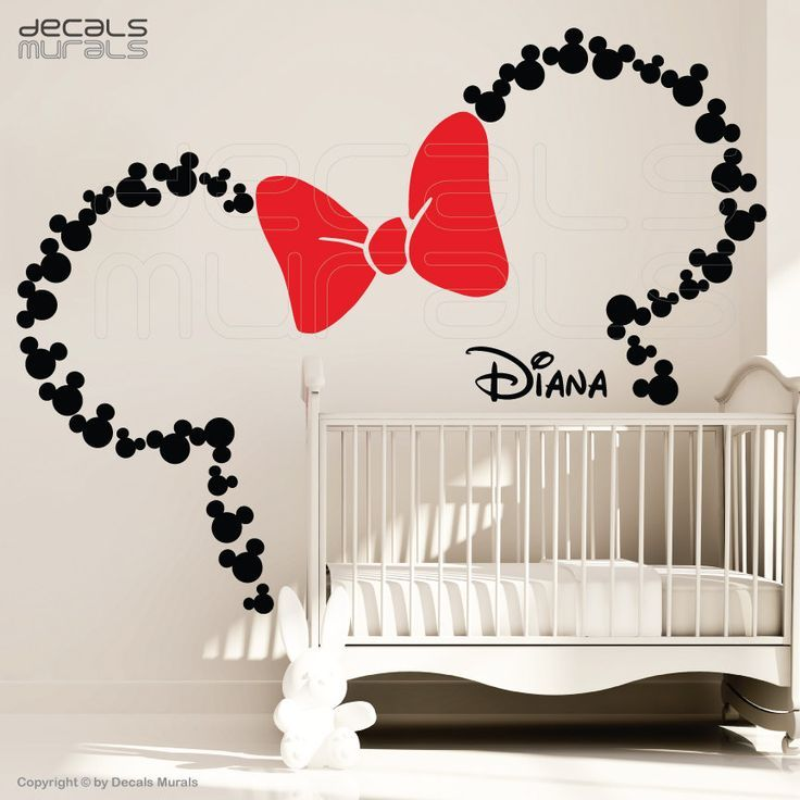 Mickey Wall Decals