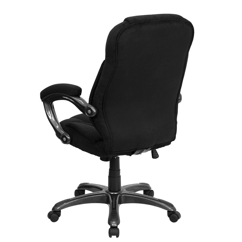 Microfiber Office Chair High Back