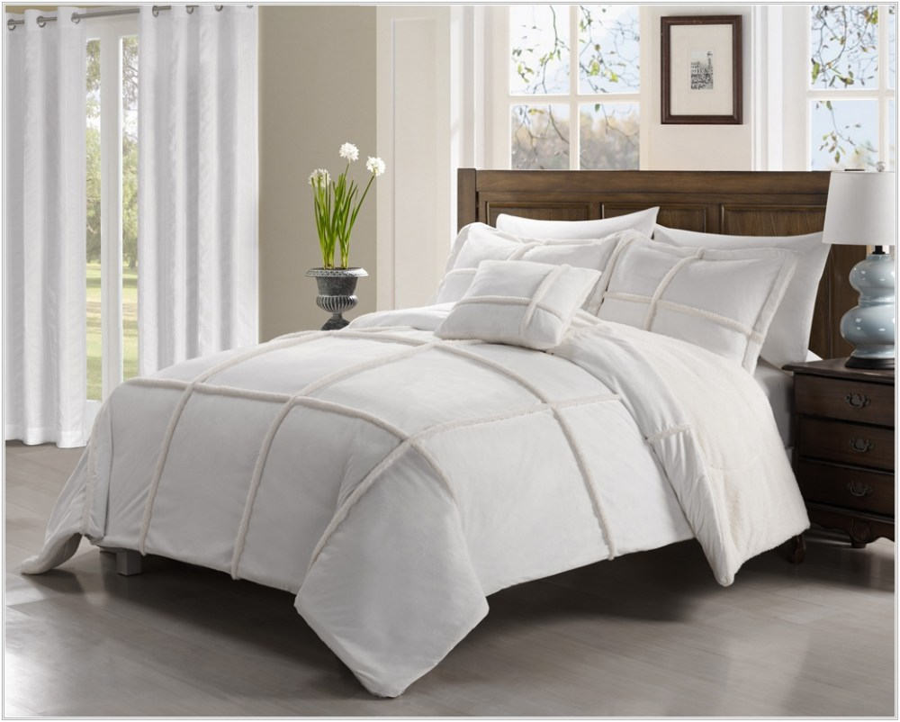 Microsuede Comforter Sets King