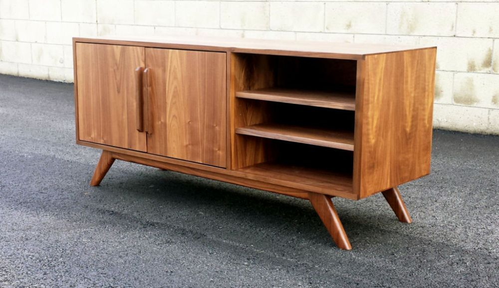 Mid Century Tv Stand Canada