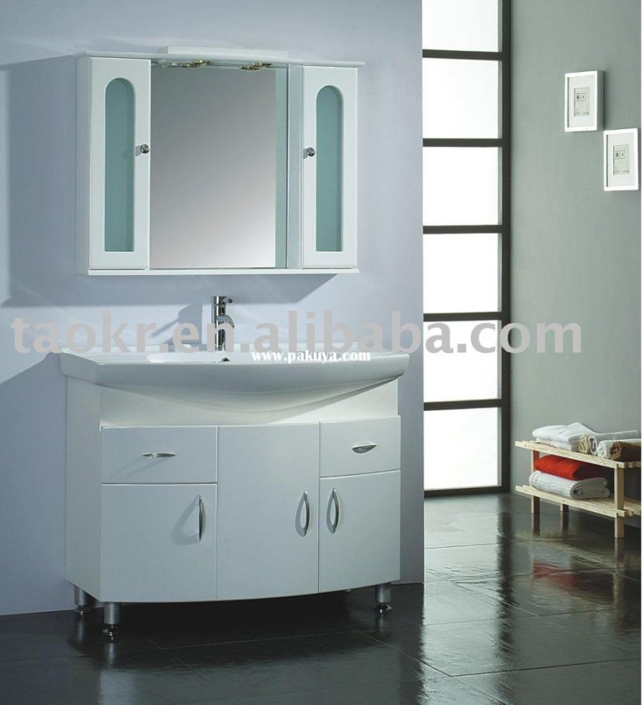 Mirror Bathroom Vanity Cabinet