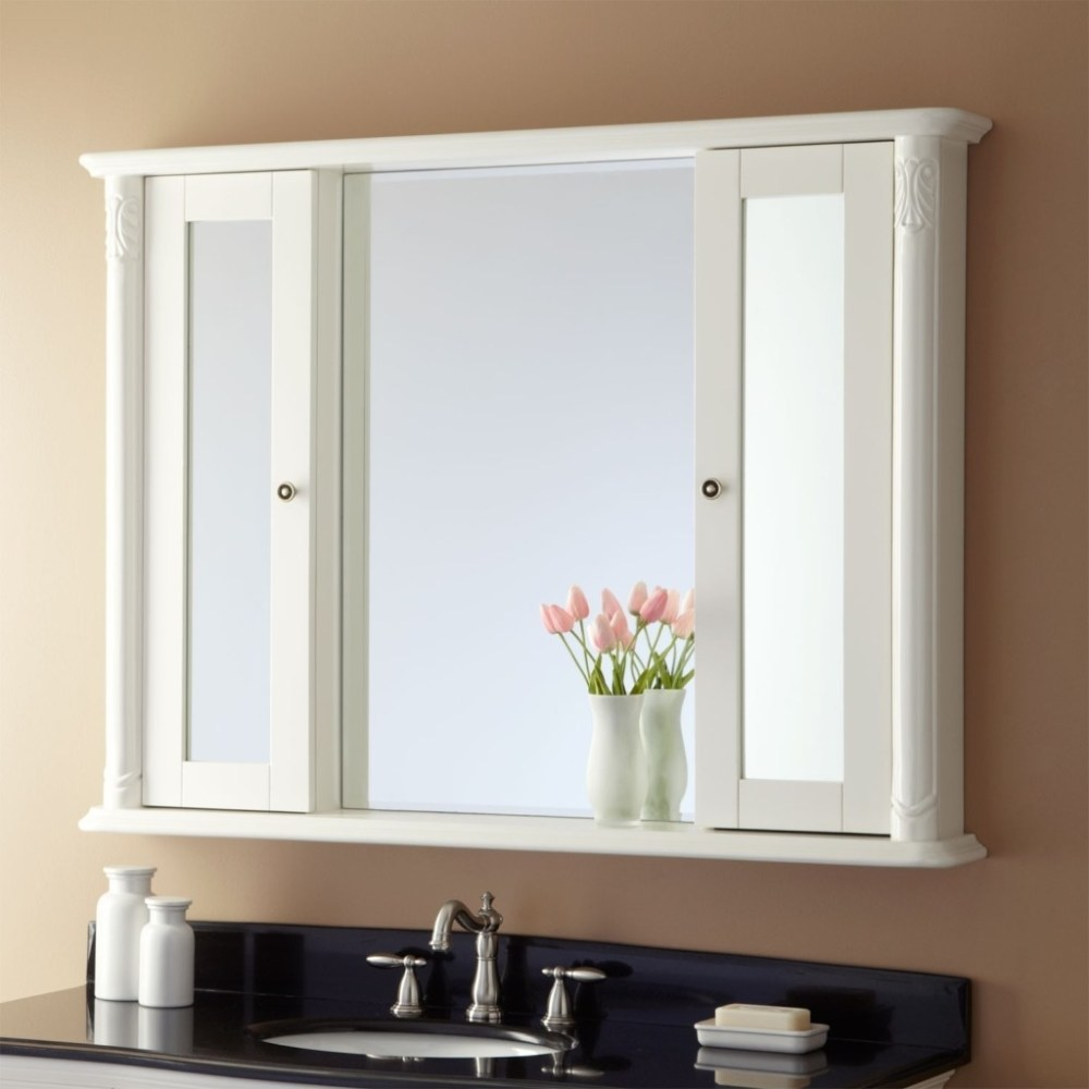 Mirror Cabinet For Bathroom With Lights