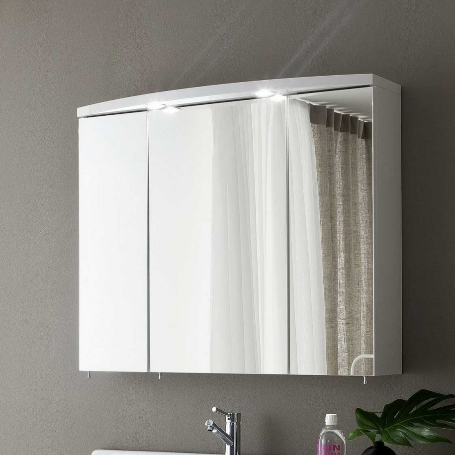 Mirrored Bathroom Medicine Cabinets