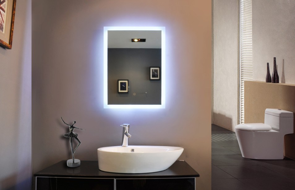 Mirrors For Bathrooms With Lights In