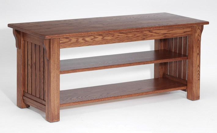 Mission Oak Tv Stand Furniture