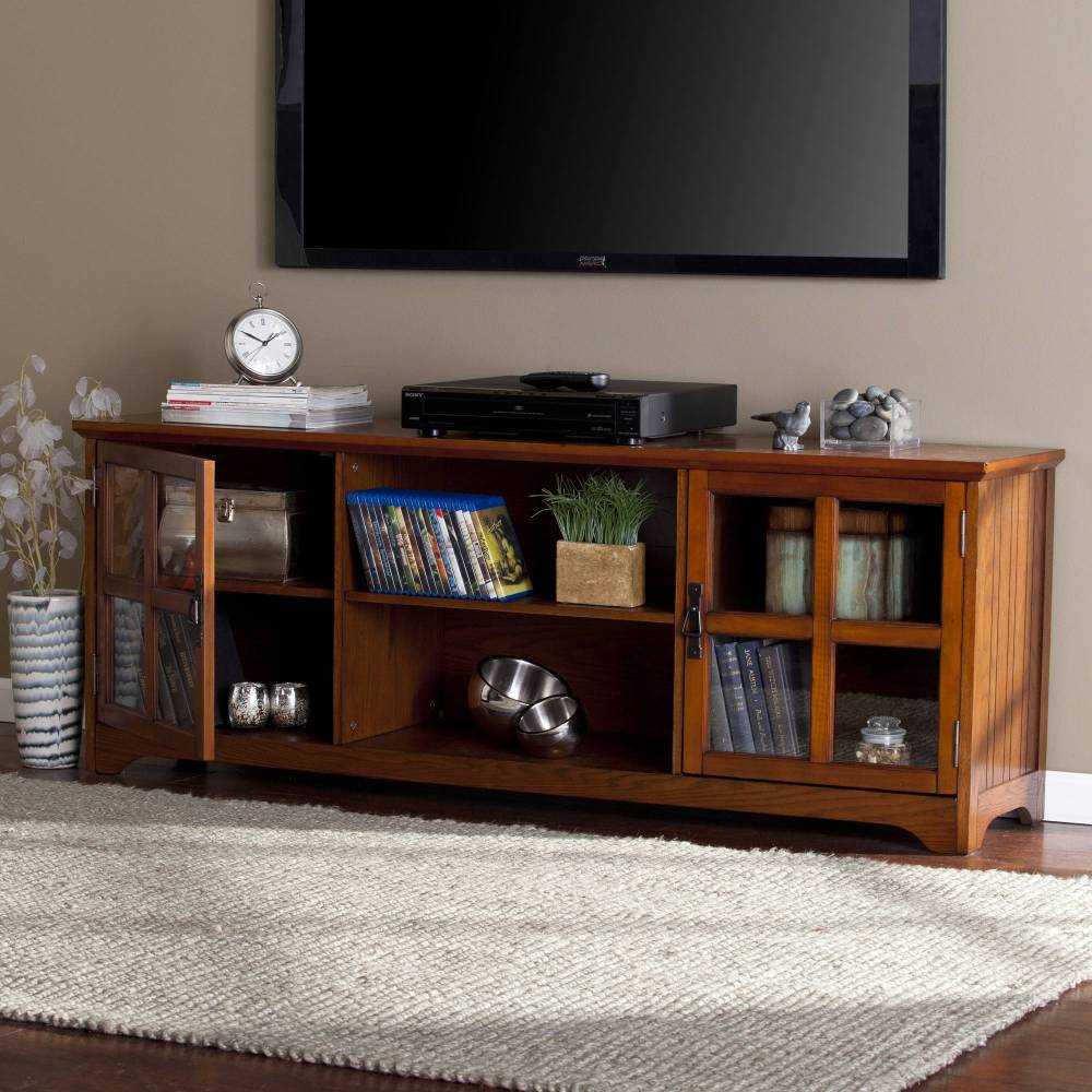 Mission Oak Tv Stand