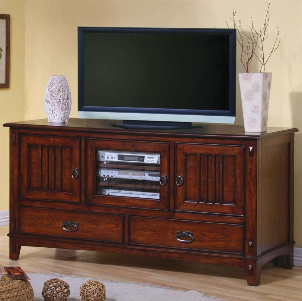 Mission Style Tv Stands