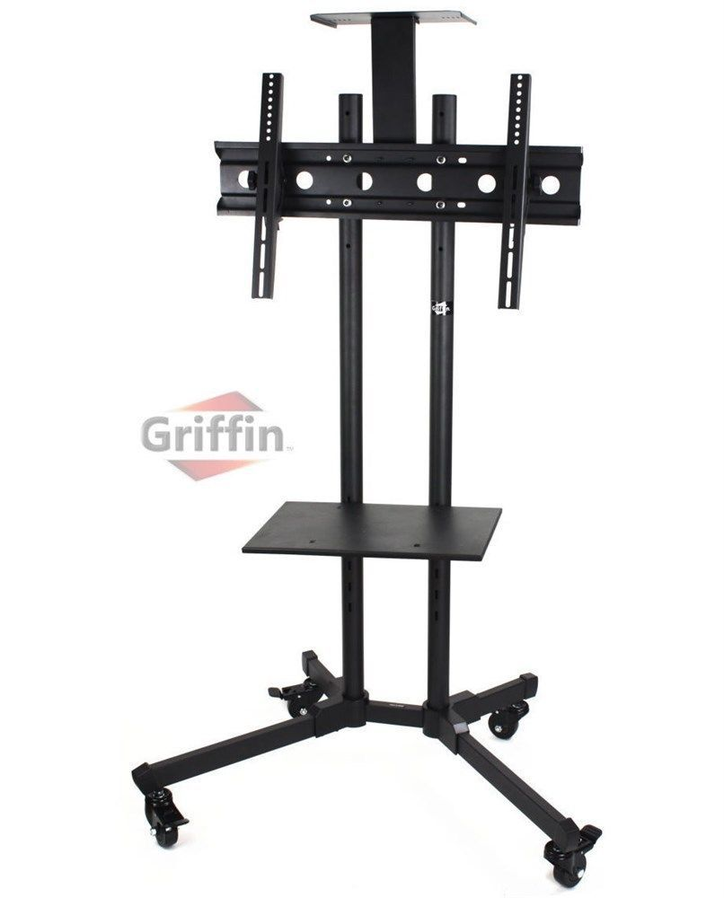 Mobile Flat Panel Tv Stand & Mount