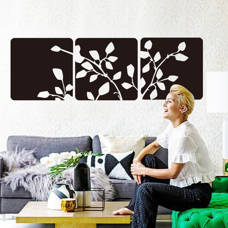 Modern Art Wall Decals