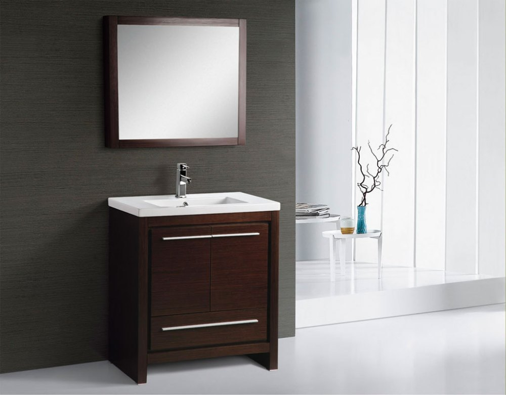 Modern Bathroom Cabinets Ideas