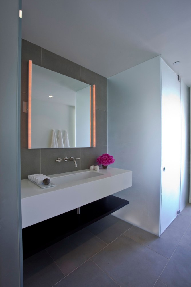 Modern Bathroom Mirrors Canada
