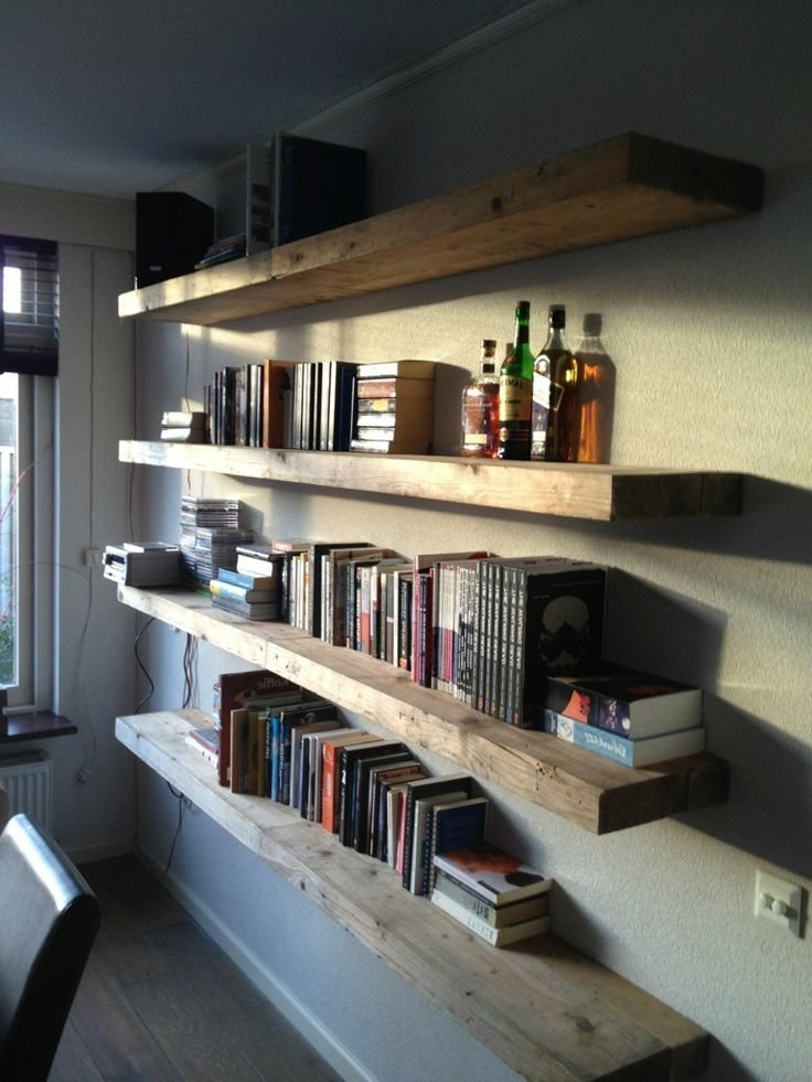 Modern Floating Shelves Ikea