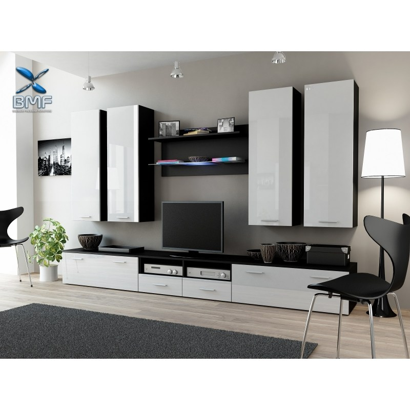 Modern Hanging Tv Stand