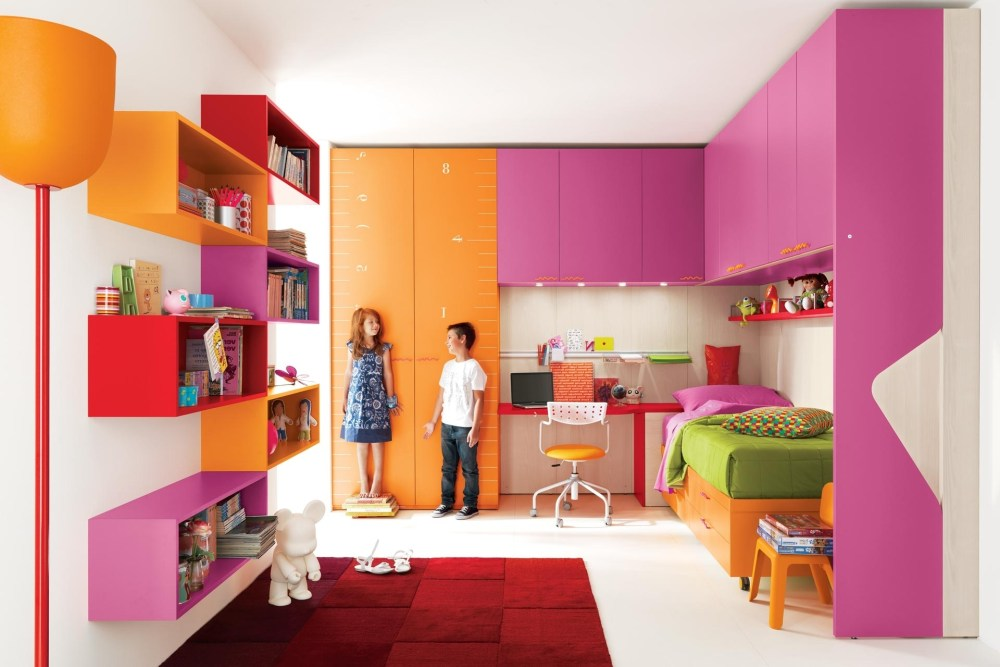Modern Kids Bedroom Designs