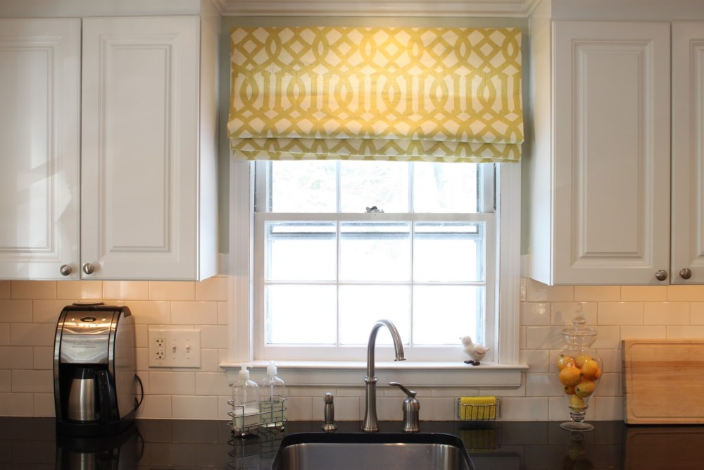 Modern Kitchen Curtains And Valances