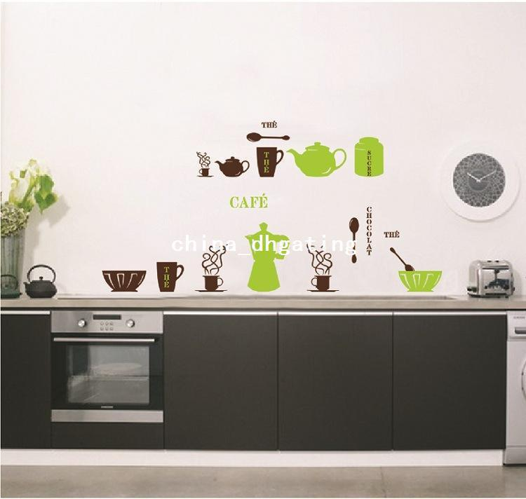 Modern Kitchen Wall Decals