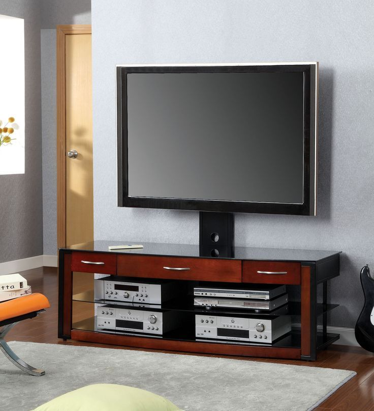 Modern Tv Stand With Mount