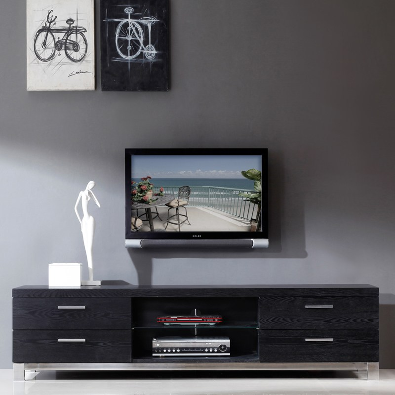 Modern Tv Stands Black
