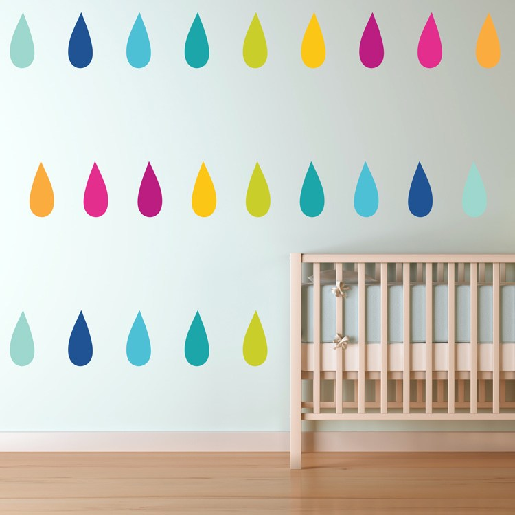 Modern Wall Decals Kids