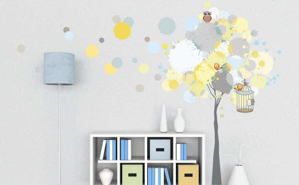 Modern Wall Decals Nursery