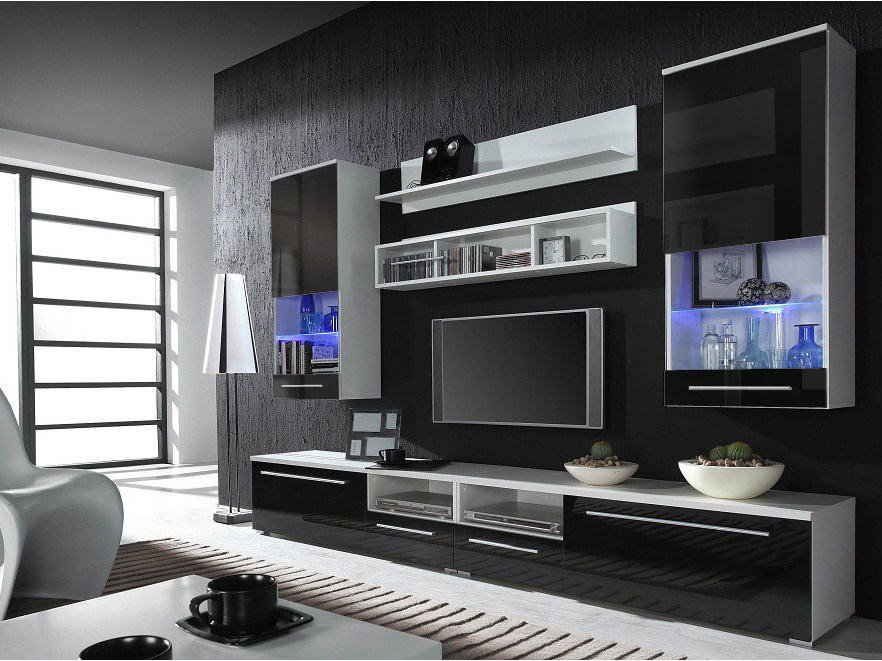Modern Wall Tv Stands