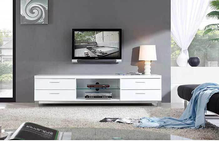 Modern White Tv Stands