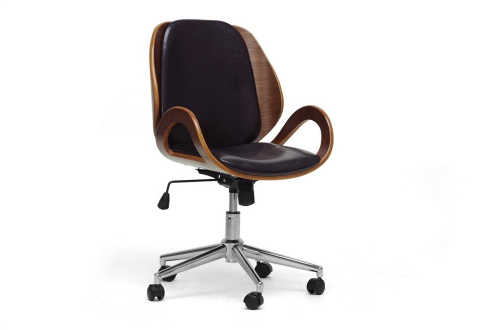 Modern Wood Office Chair