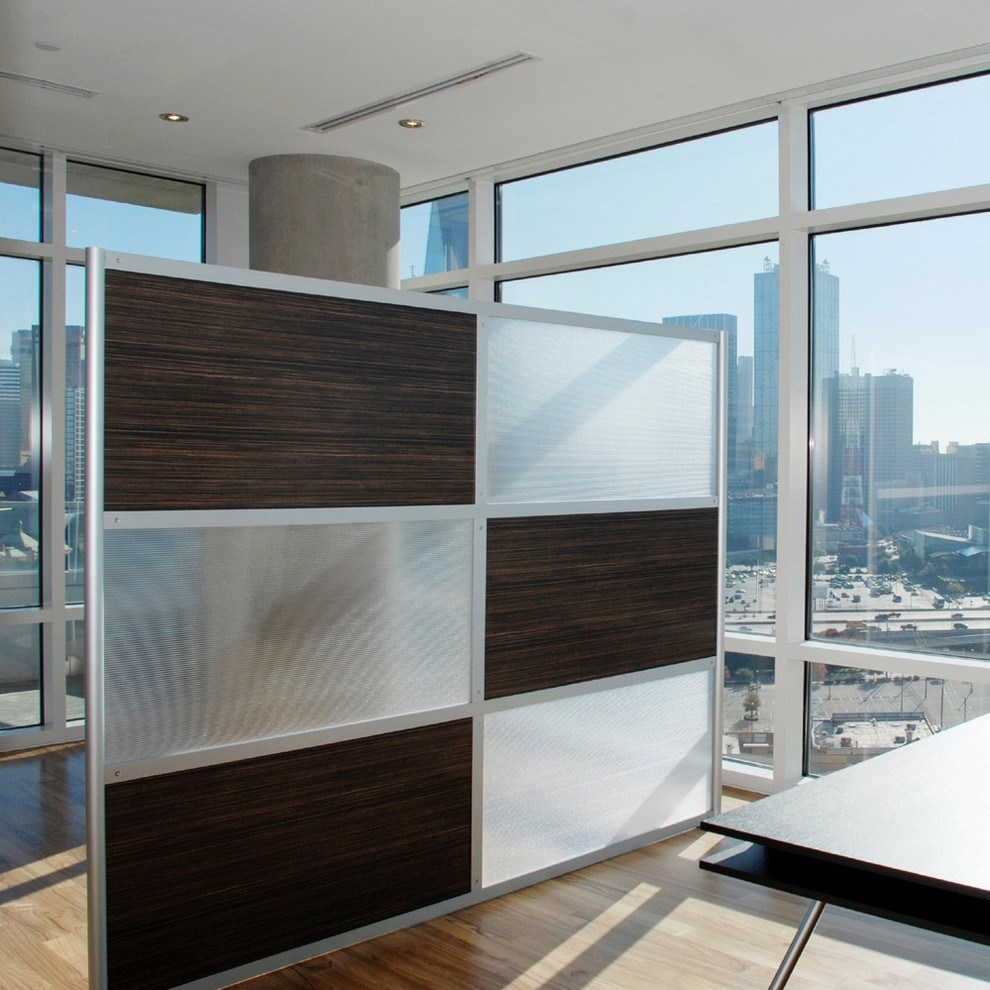 Modern Wood Room Dividers