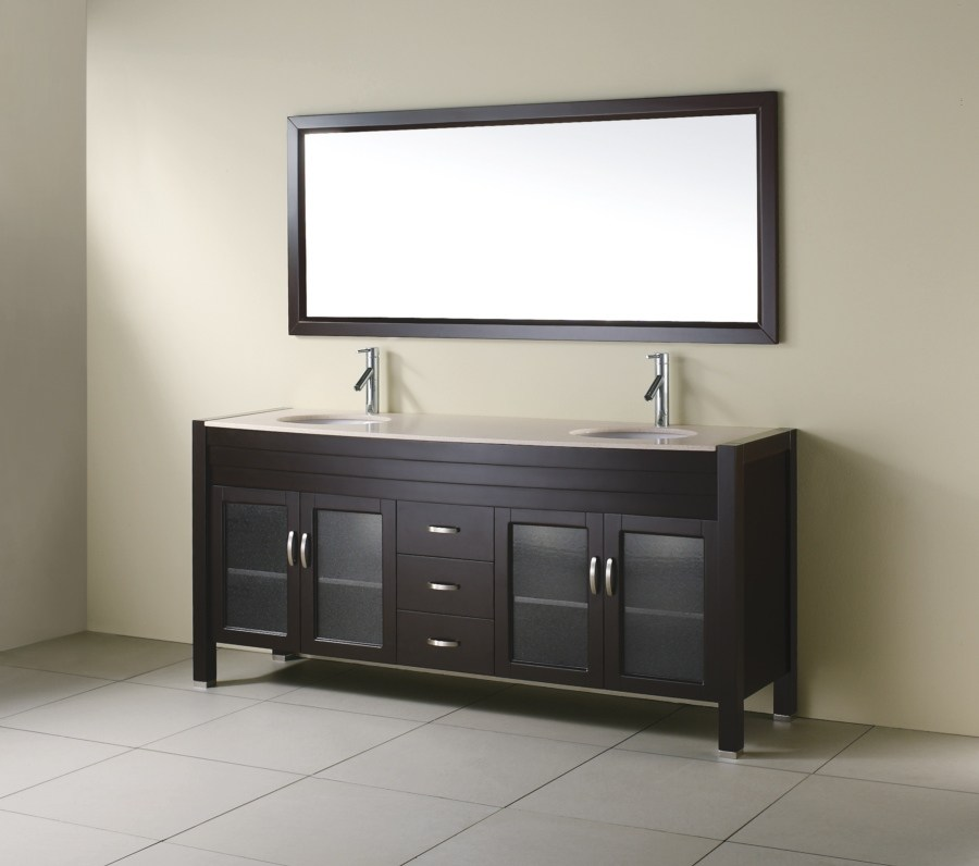 Modern Wooden Bathroom Cabinets