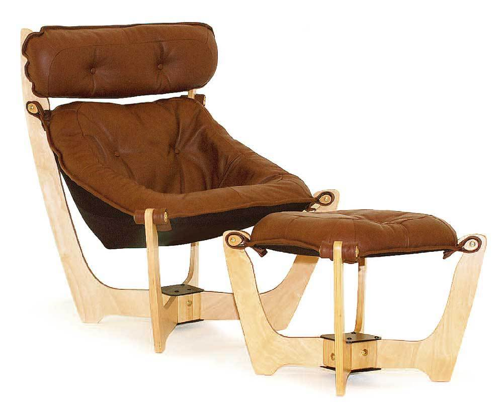 Modern Wooden Office Chairs
