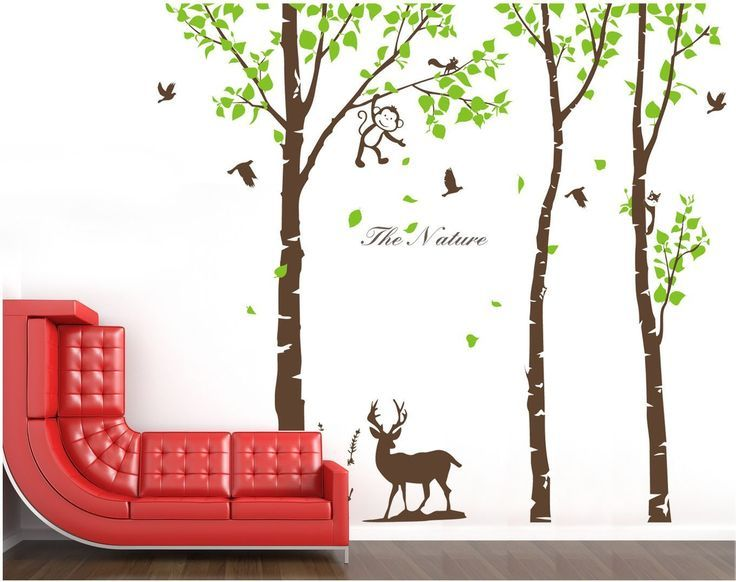 Monkey Wall Decals Amazon