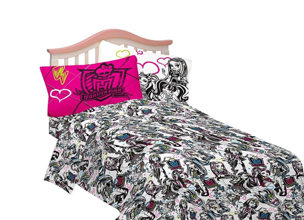 Monster High Comforter Sets