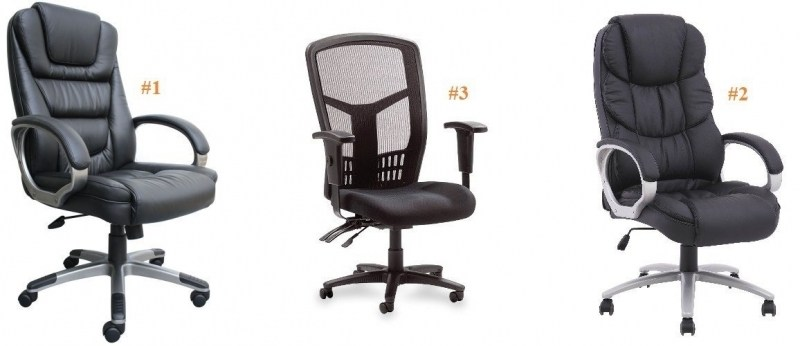 Most Comfortable Office Chairs 2016